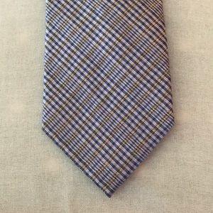 Calvin Klein silk blend tie.